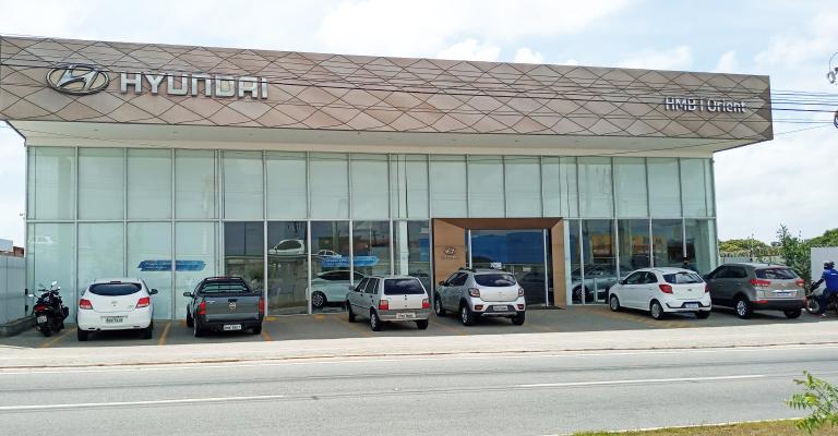 Hyundai Orient